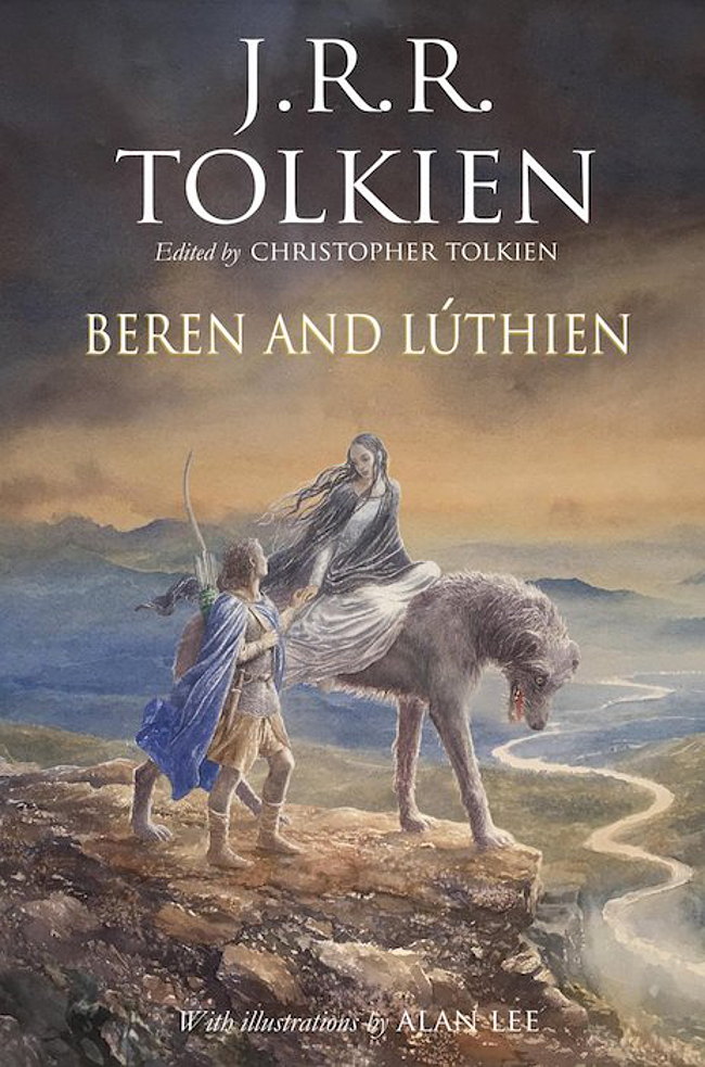 beren-luthien-alan-lee-cover