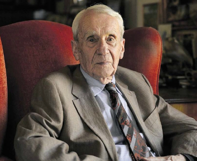 Christopher Tolkien Awarded the Bodley Medal – Nerdalicious