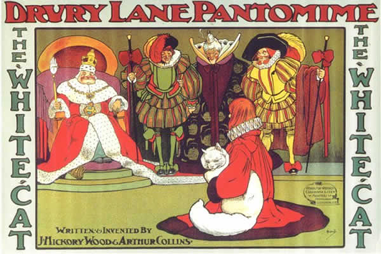 Christmas History In English.The English Christmas Panto From The Regency To Its Roots By