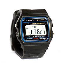 Casio F91W Digital Watch