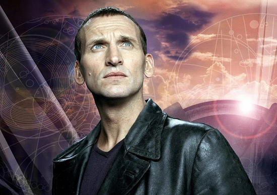Ninth Doctor Christopher Eccleston