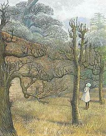 The Secret Garden by Francis Hodgson Burnett