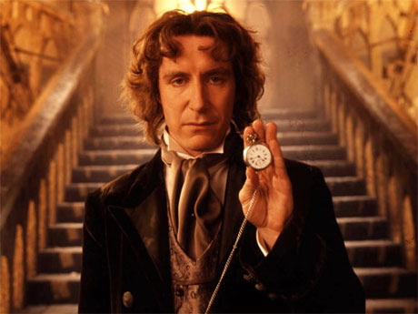 Eighth Doctor Paul McGann