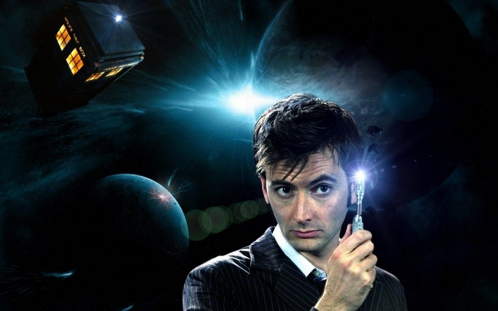 Tenth Doctor David Tennant