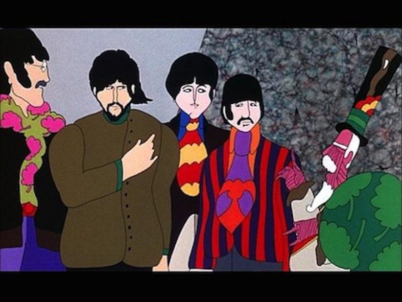 Beatles-yellow-submarine