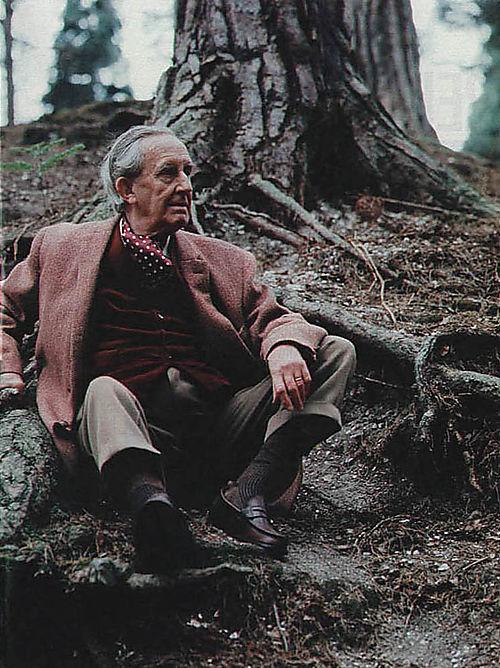 Tolkien-tree