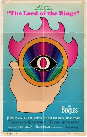 beatles-lotr-poster