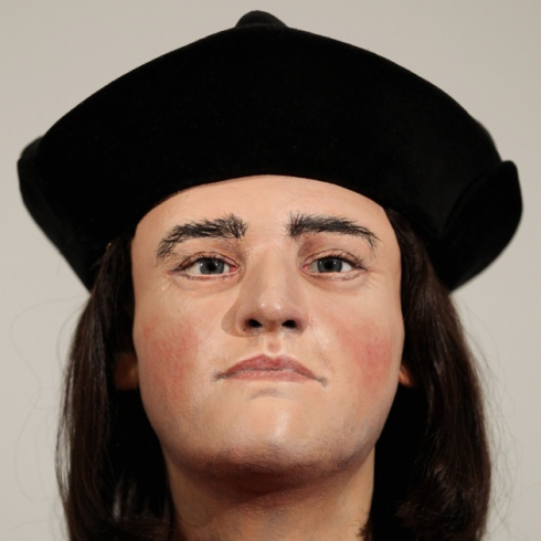 The facial reconstruction of Richard III