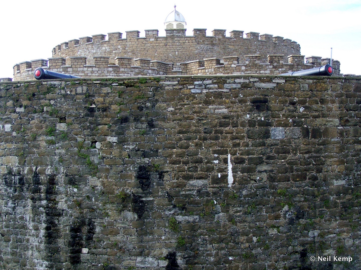Deal Castle Canons