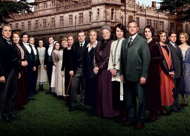 Downton Abbey Series Four