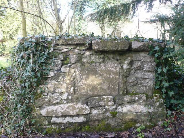 Reputed to be the tomb of Richard Plantagenet