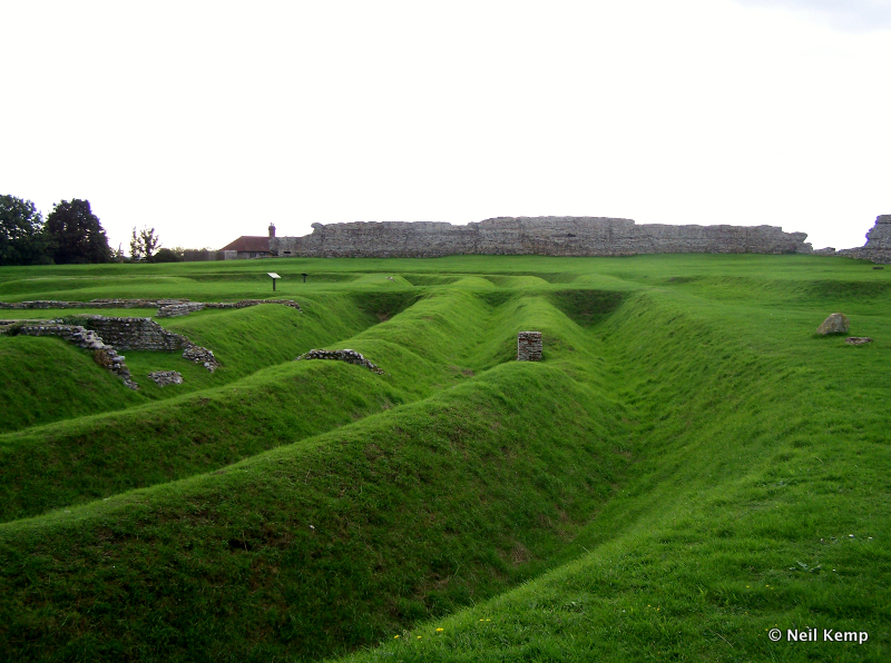 Richborough_Roman_Fort_2