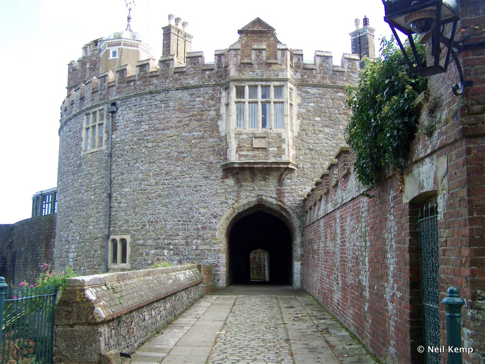 Walmer Castle Gatehouse