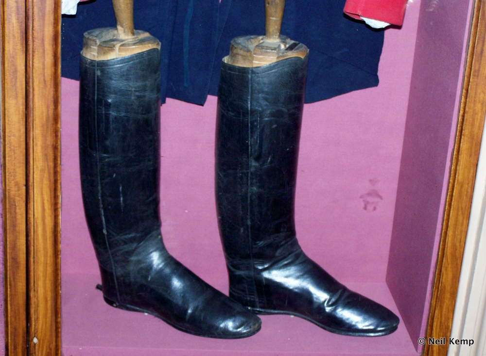 Wellington's Boots
