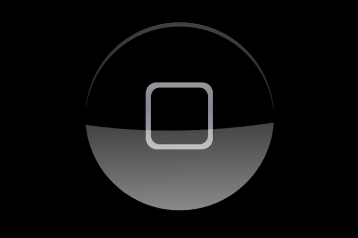 iPhone-button