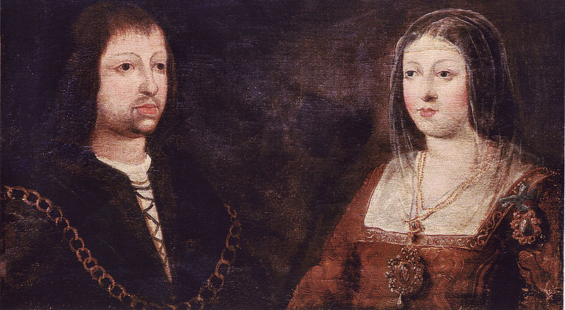 Ferdinand of Aragon and Isabella of Castile - The marriage between Prince Arthur and the Infanta Katherine of Aragon was a great triumph for the Tudors