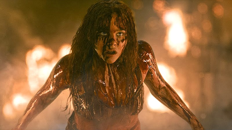 Chloe Grace Moretz as Carrie White