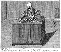 Turk-engraving1784