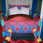 Guest bedchamber