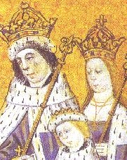 Edward IV ,Elizabeth Woodville and Edward V