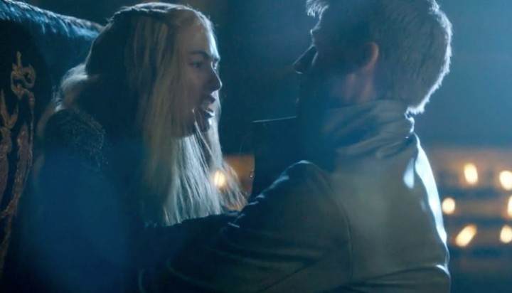 Cersei and Jaime in Breaker of Chains