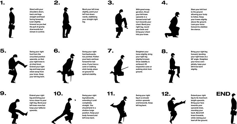 how-to-silly-walk