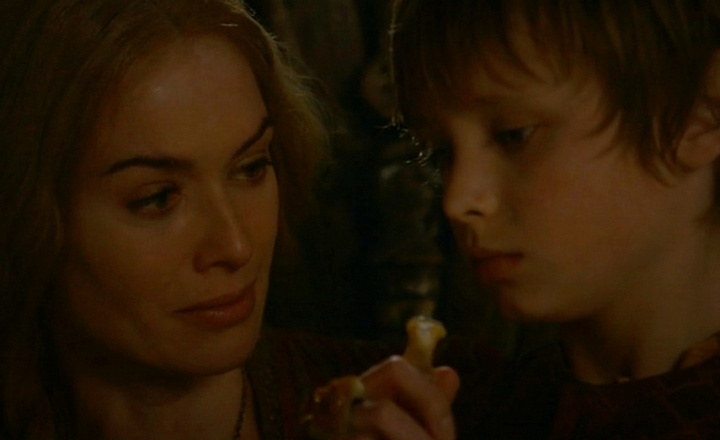 Cersei is determined not to be taken alive if the city is sacked
