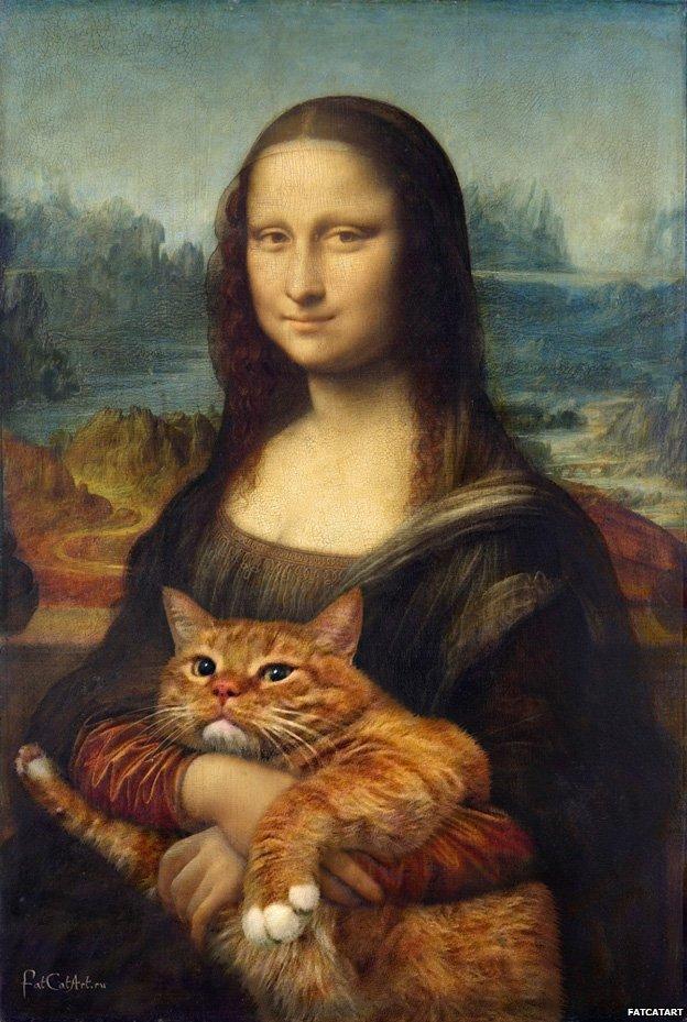Mona Lisa true version, based on Leonardo da Vinci