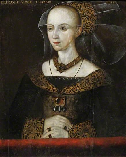 One of the portratis of Elizabeth in Queens' College, University of Cambridge
