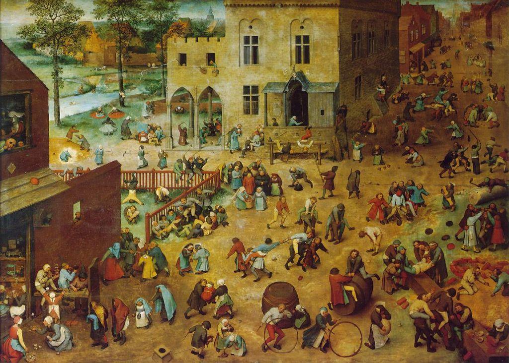 Pieter-Bruegel-Childrens-Games
