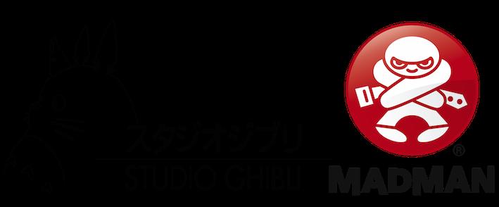 Madman & Studio Ghibli