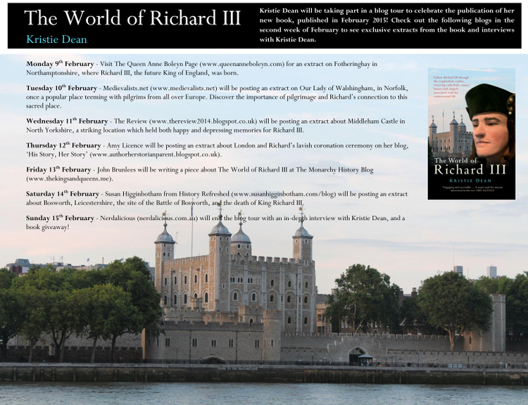 Kristie-Dean-World-of-Richard-III-Blog-Tour