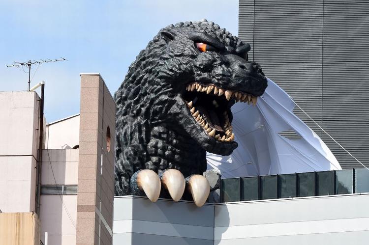 Godzilla-Shinjuku-Hotel