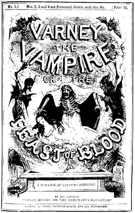 Varney-the-Vampire