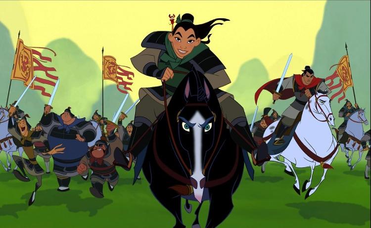 Disney-Mulan