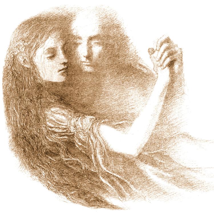 The Shadow Bride by Alan Lee