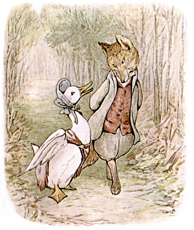 Jemima-Puddleduck-Fox-Gentleman