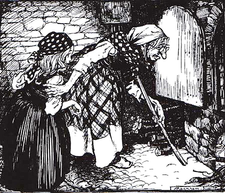 Rackham-Hansel-and-Gretel-Witch