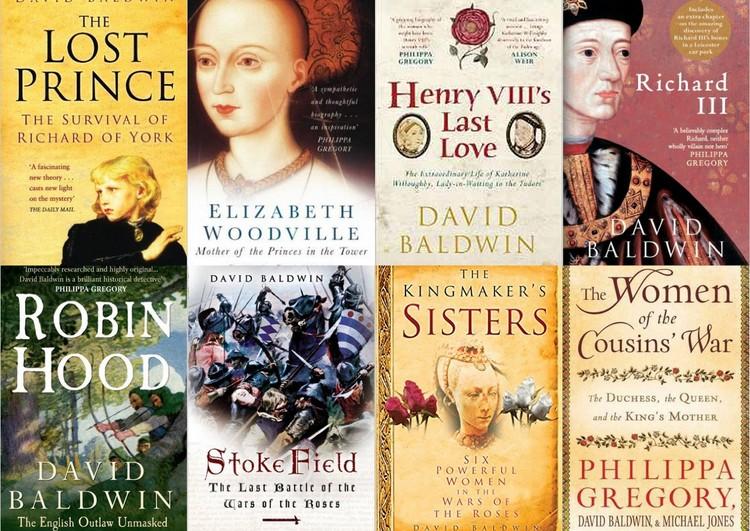 David-Baldwin-book-covers
