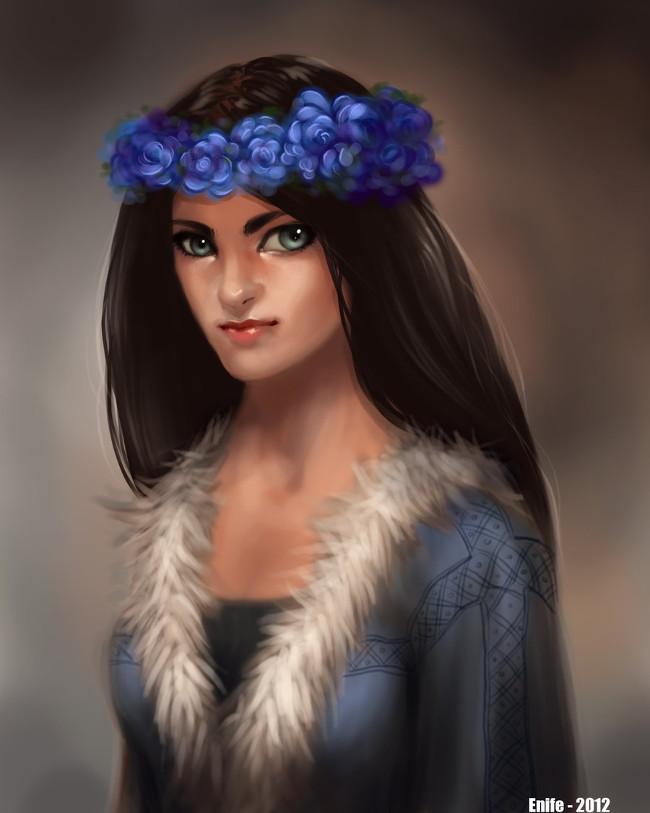 Lyanna Stark by Enife