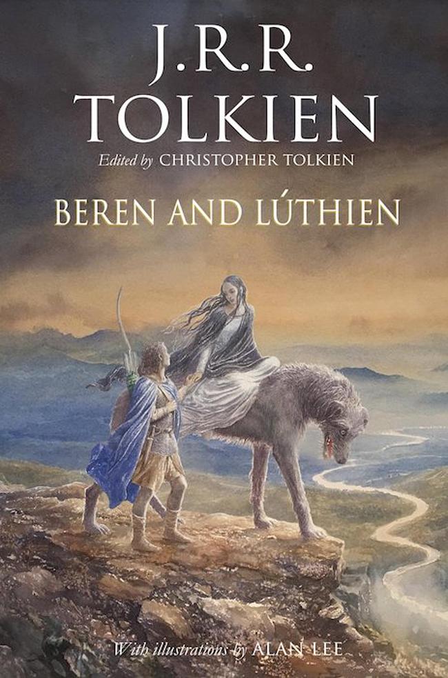beren-luthien-alan-lee-cover