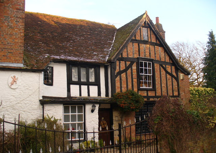 Buckingham's Manor House